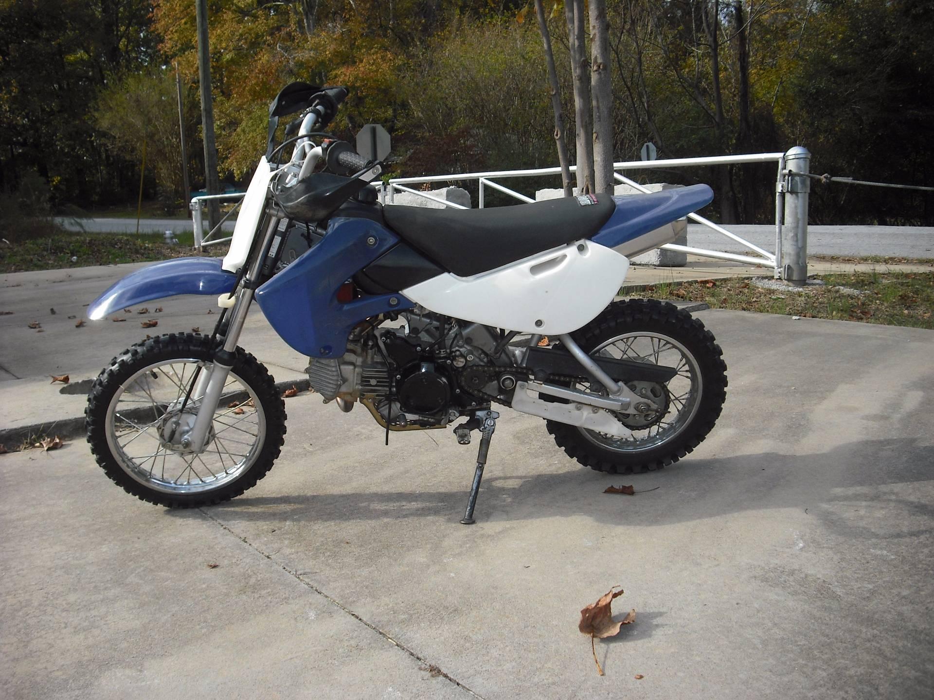 2004 KLX110