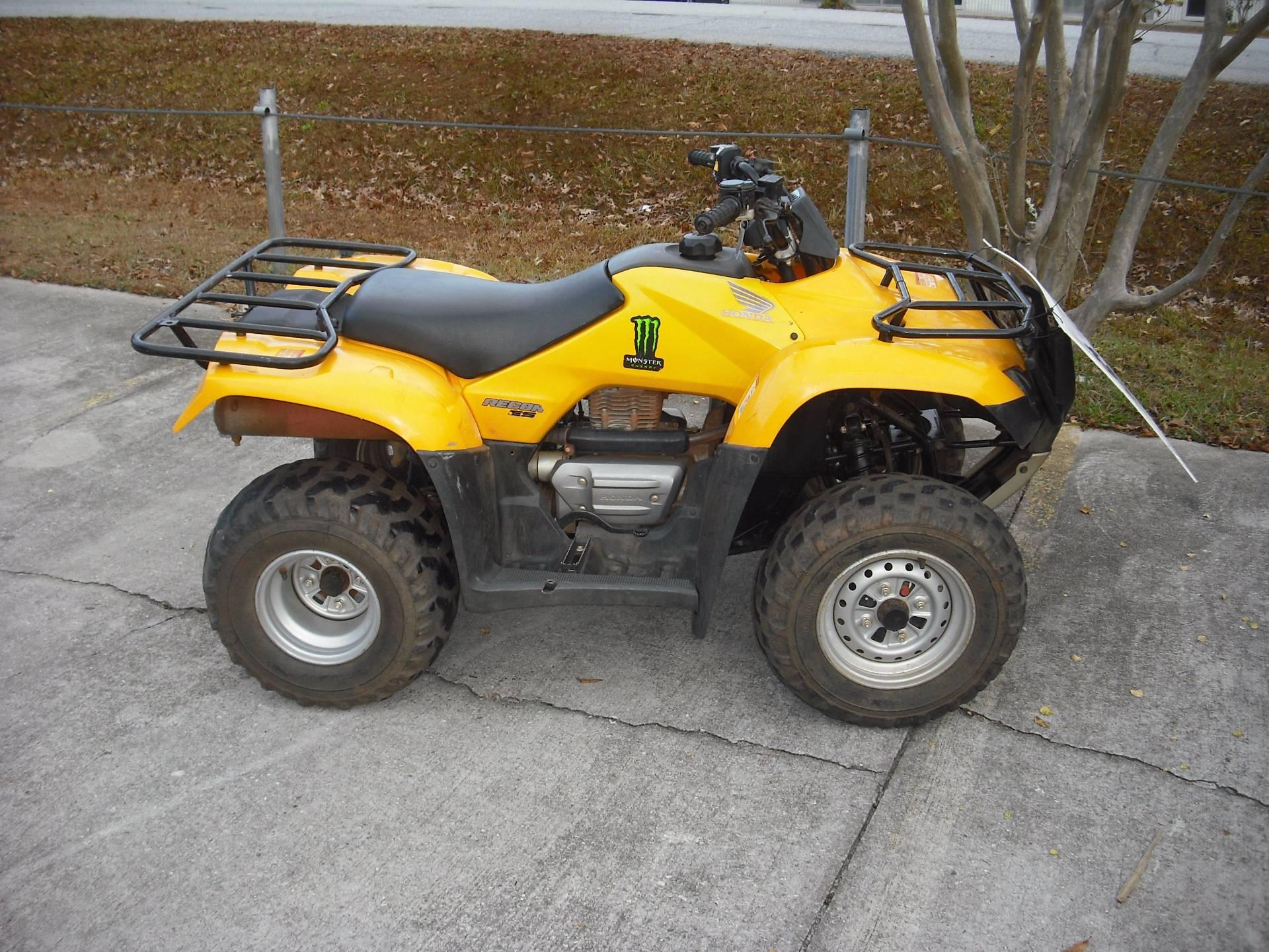 2007 RECON 250ES