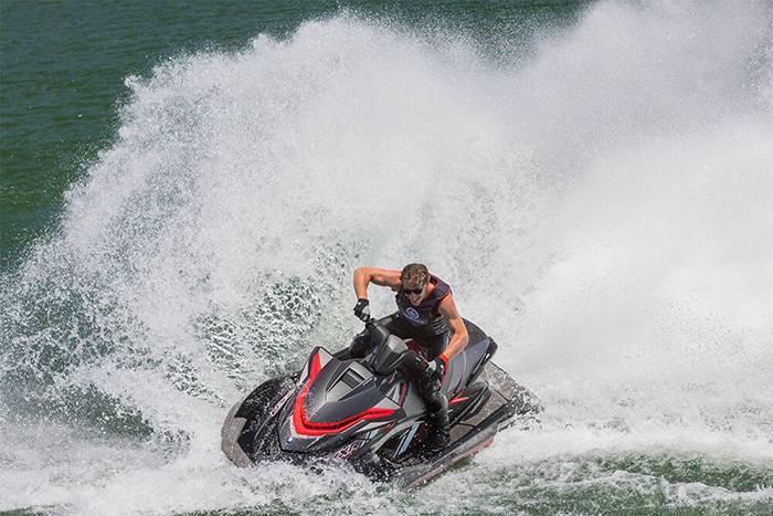 2018 Yamaha VXR 5