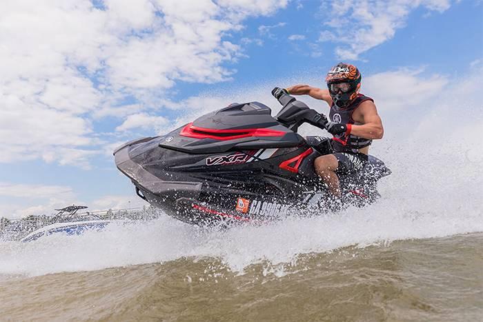 2018 Yamaha VXR 7