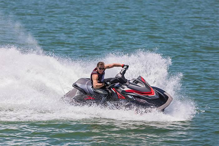 2018 Yamaha VXR 1