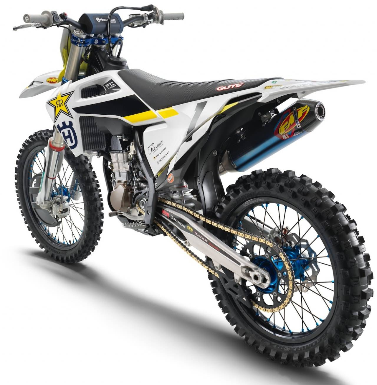 2019 Husqvarna FC 450 Rockstar Edition in Fayetteville, Georgia - Photo 3