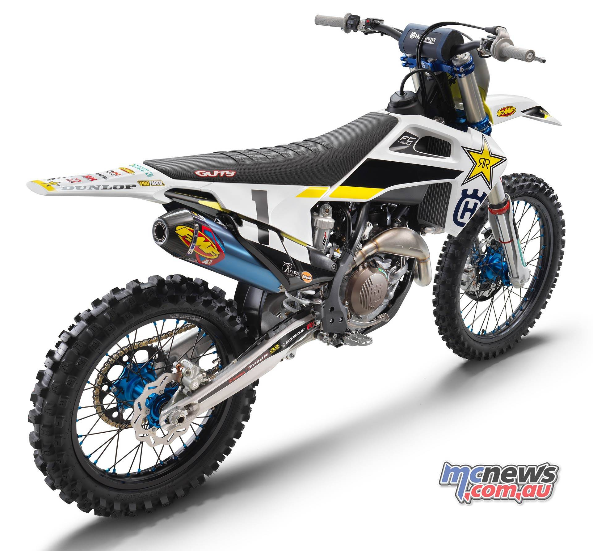 2019 Husqvarna FC 450 Rockstar Edition in Fayetteville, Georgia - Photo 4