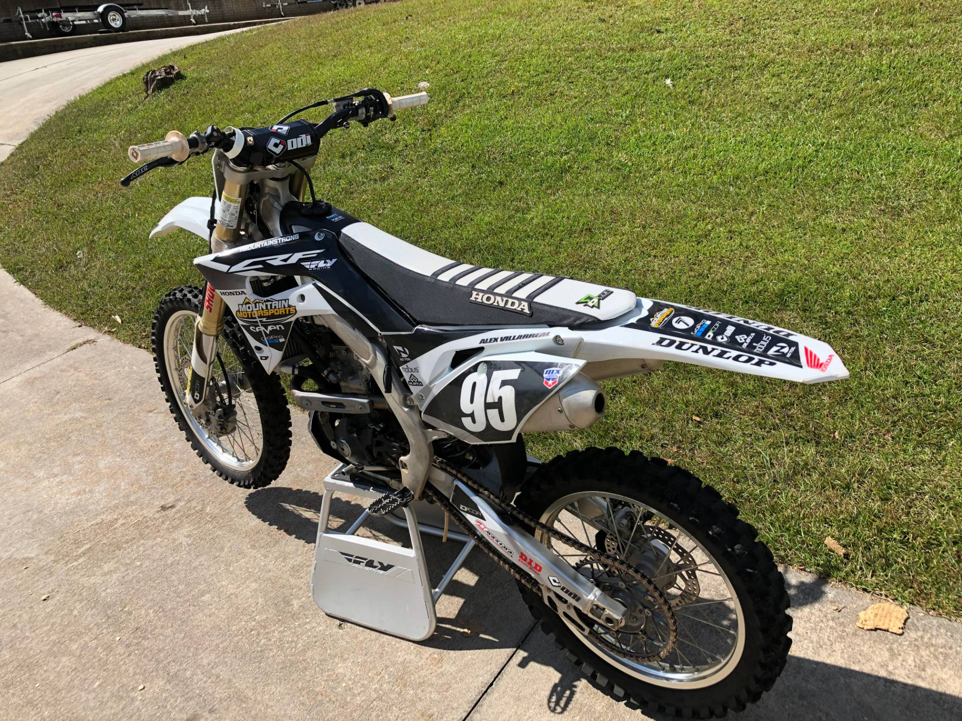 2018 Honda CRF250R in Fayetteville, Georgia - Photo 16
