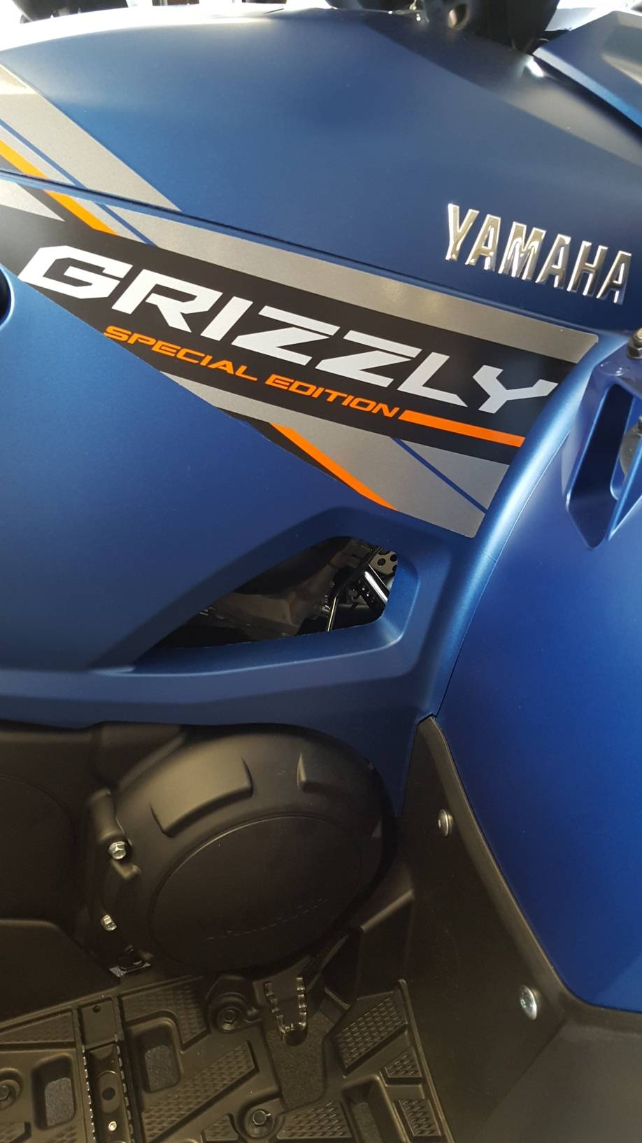 2019 Yamaha GRIZZLY 700 EPS SPECIAL EDITION in Fayetteville, Georgia - Photo 4