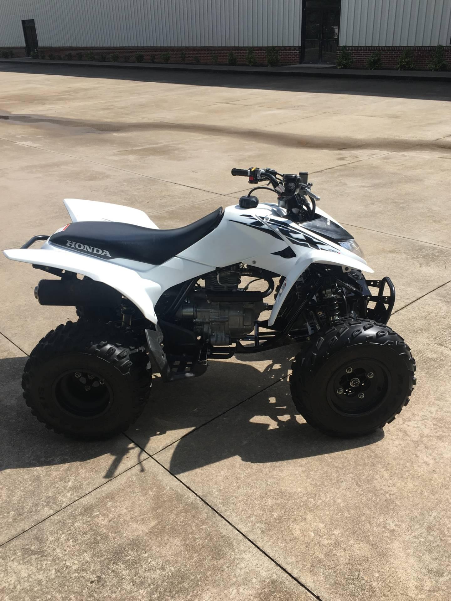 Used 2016 Honda Trx250r Atvs In Fayetteville Ga