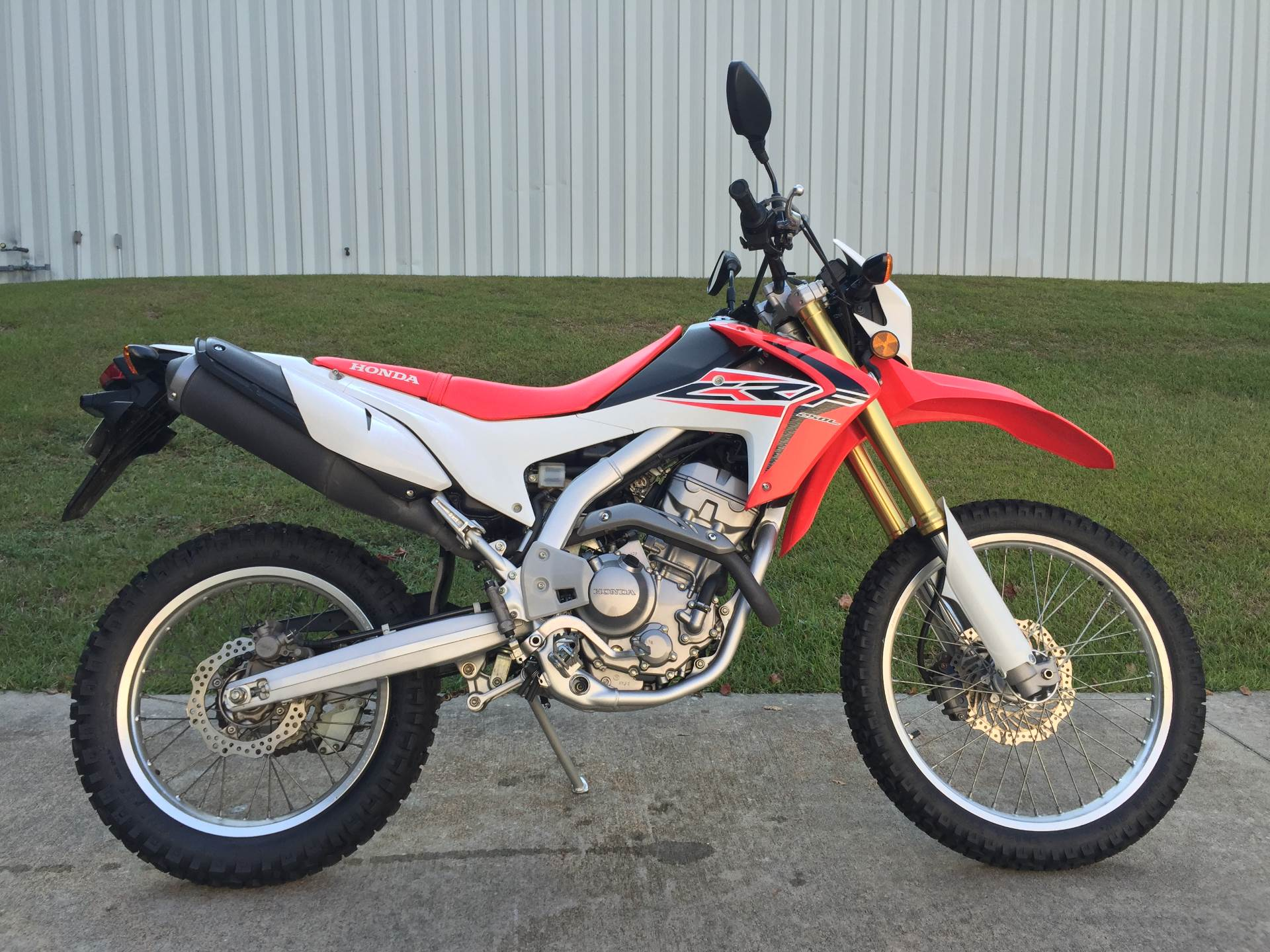 2015 Honda CRF®250L in Fayetteville, Georgia - Photo 1