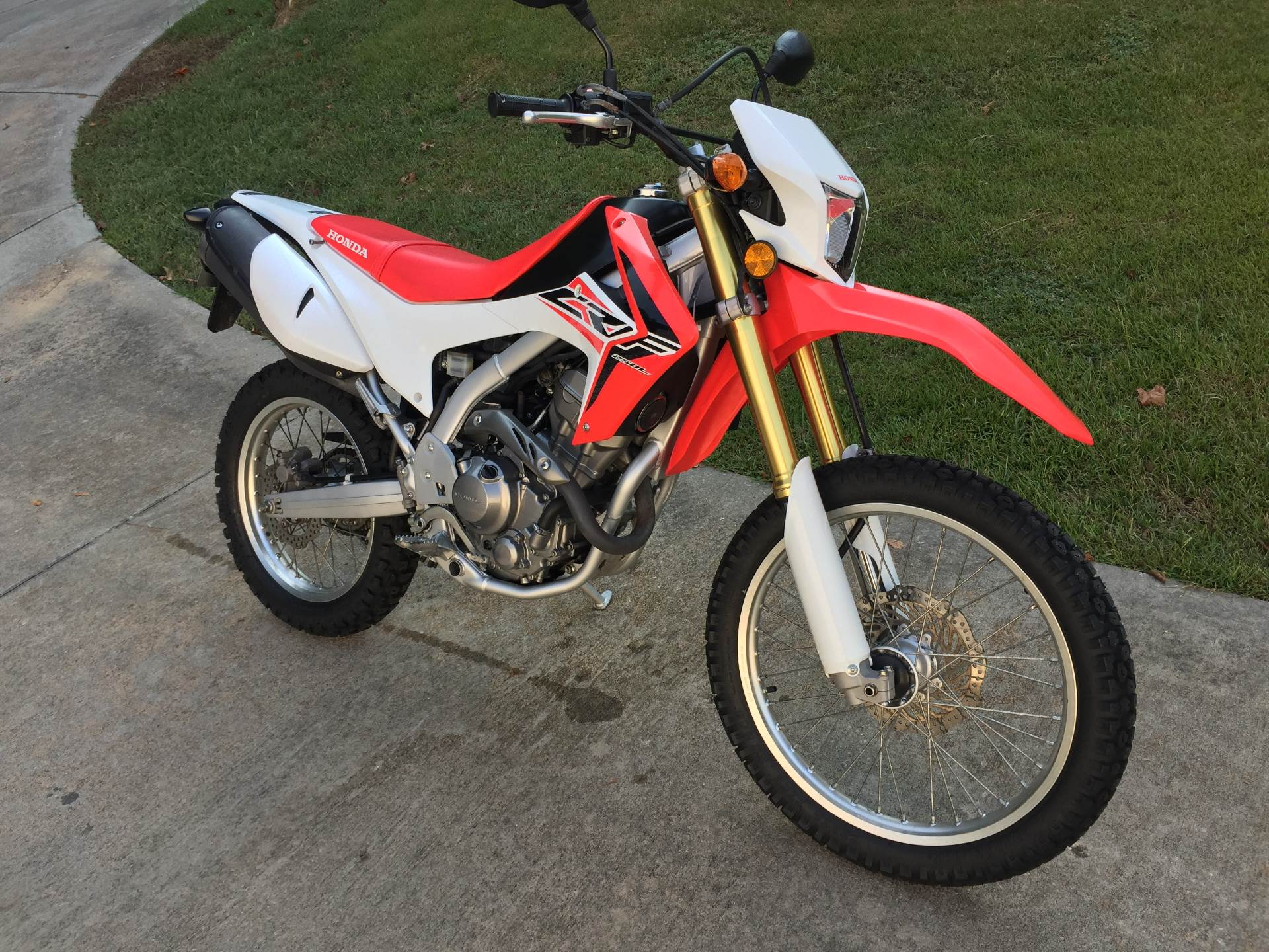 2015 Honda CRF®250L in Fayetteville, Georgia - Photo 3