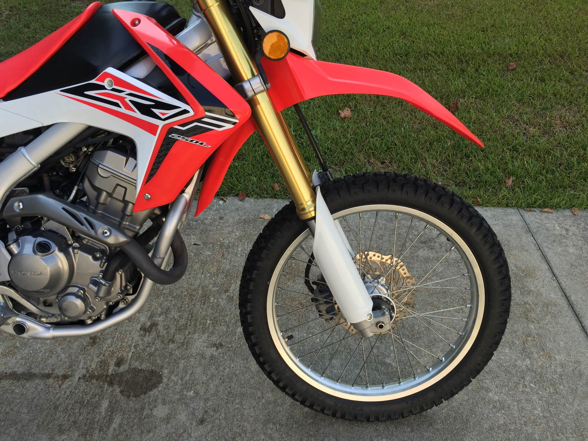 2015 Honda CRF®250L in Fayetteville, Georgia - Photo 5