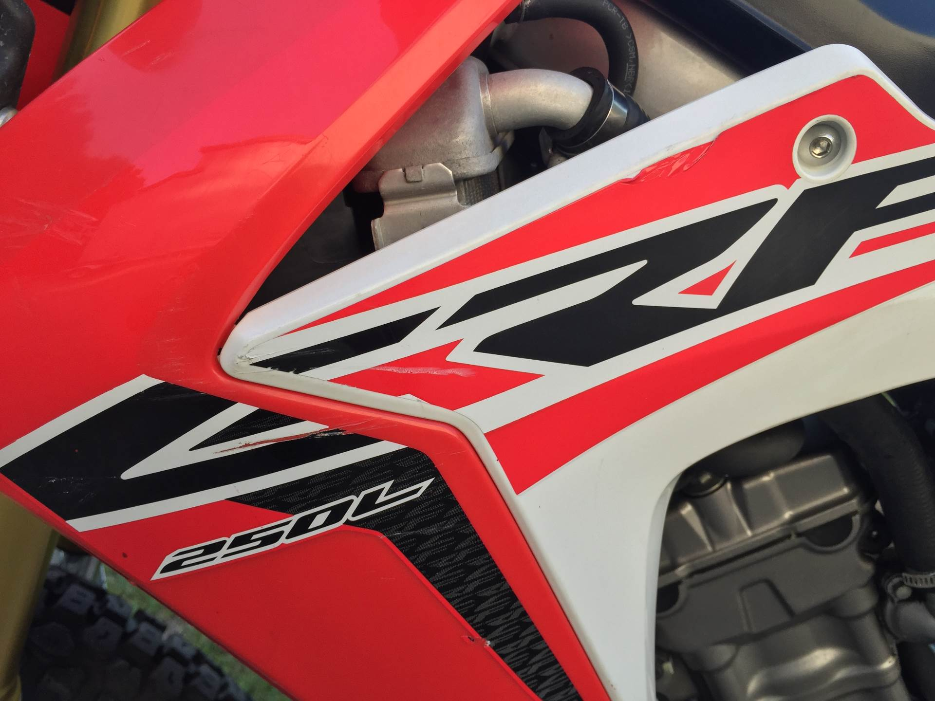 2015 Honda CRF®250L in Fayetteville, Georgia - Photo 16