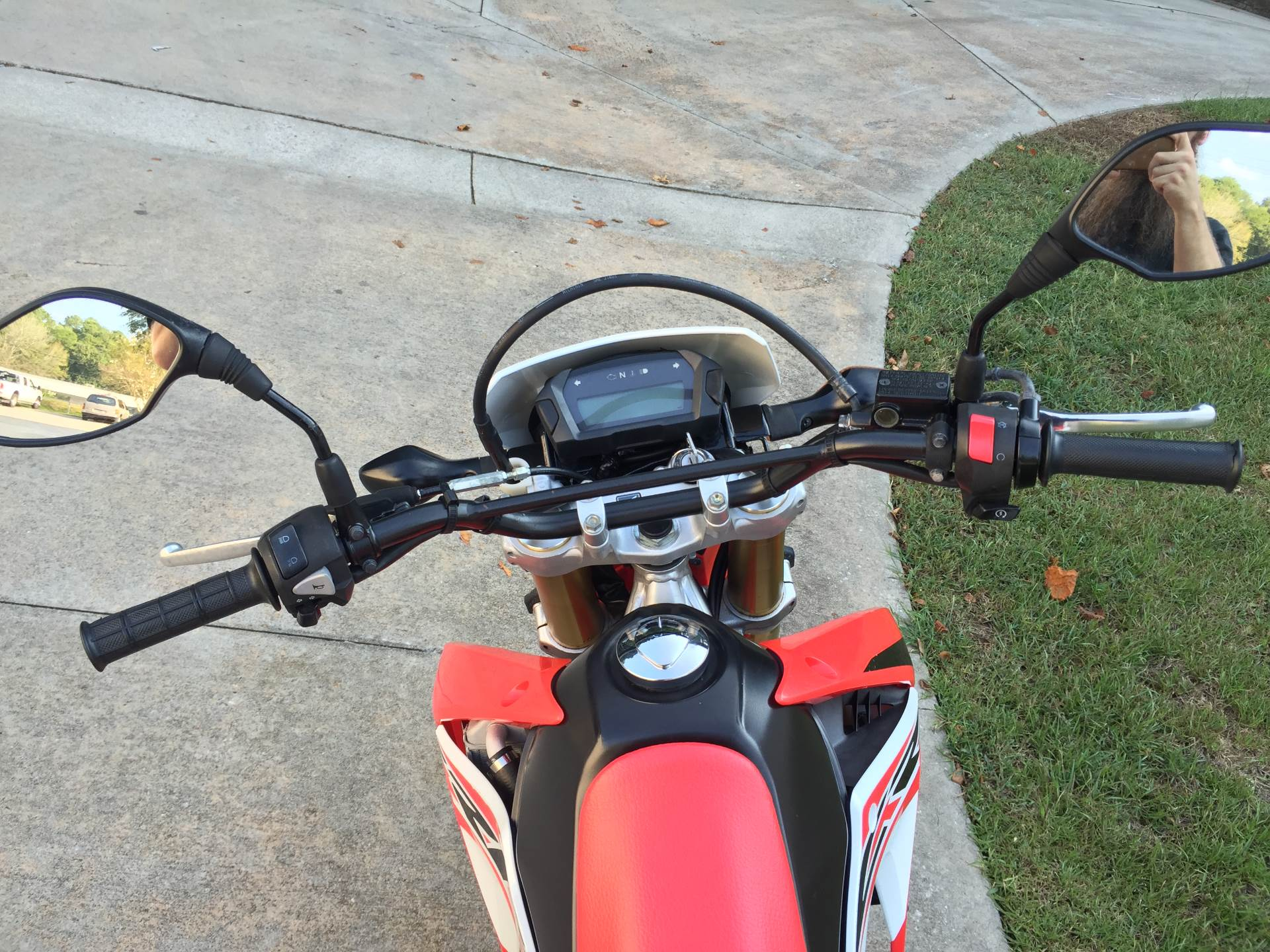 2015 Honda CRF®250L in Fayetteville, Georgia - Photo 21