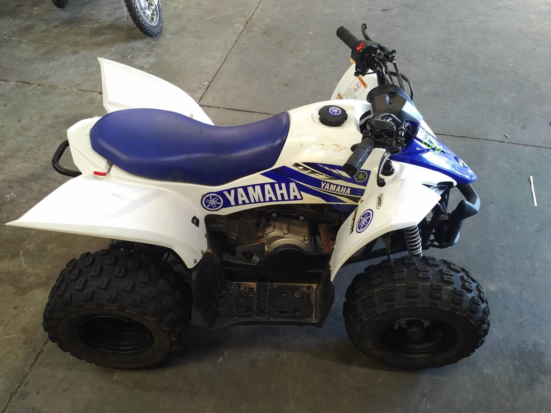 2017 Yamaha YFZ50 for sale 1363