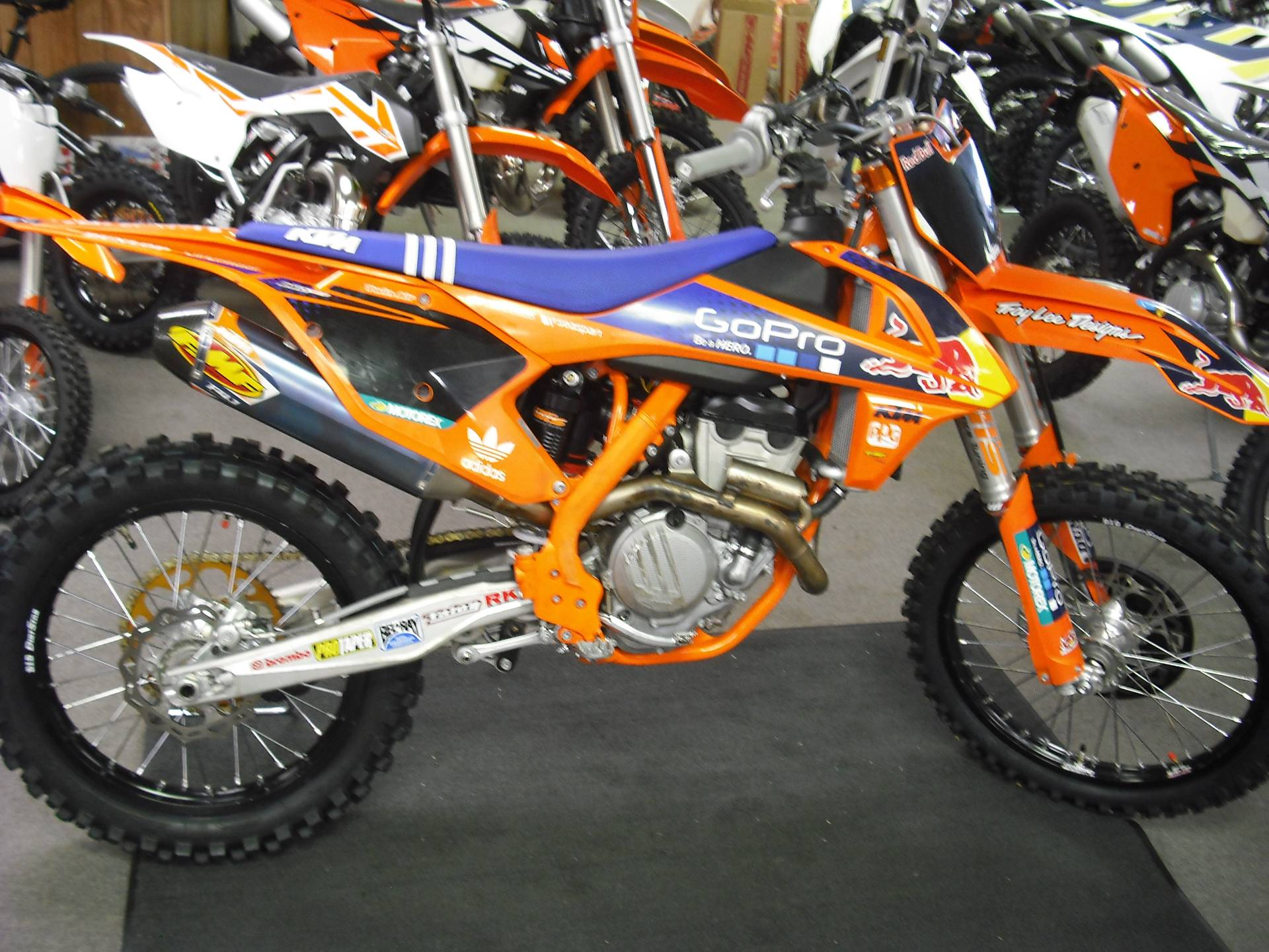 2016 KTM 250 SX-F Factory Edition for sale 5489
