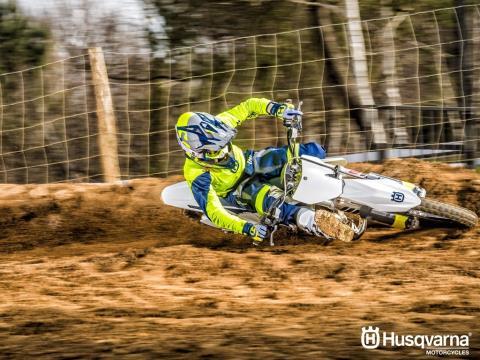 2017 Husqvarna TC 85 17/14 in Fayetteville, Georgia