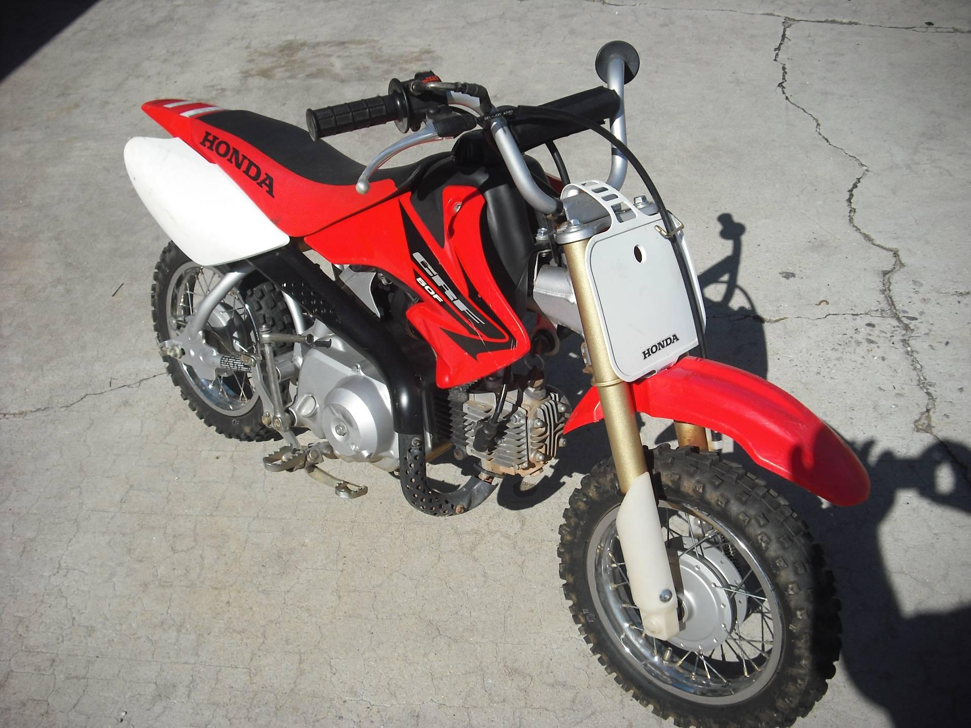 2005 CRF50F