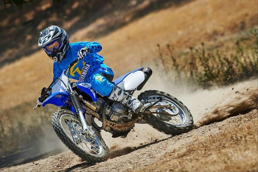 2016 Yamaha TT-R125LE for sale 36651