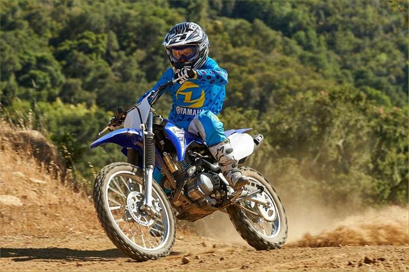 2016 Yamaha TT-R125LE 5