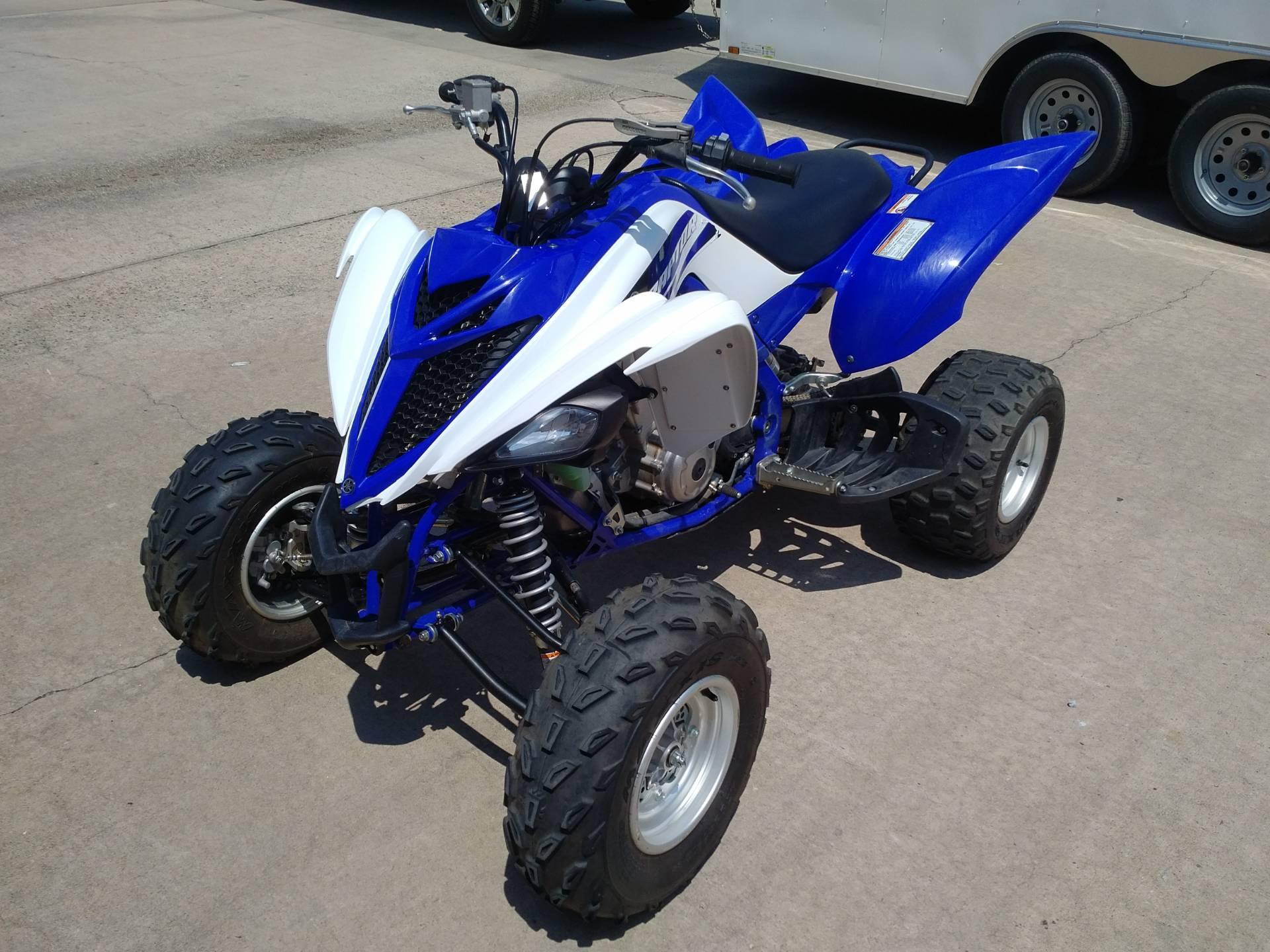 2015 Yamaha Raptor 700 1