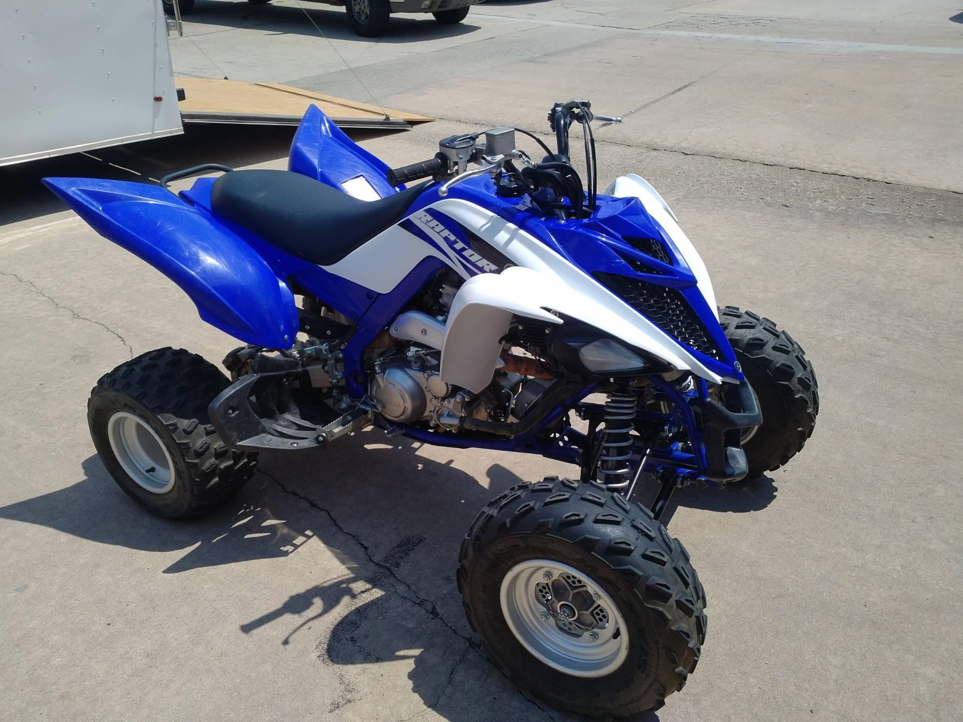 2015 Yamaha Raptor 700 2