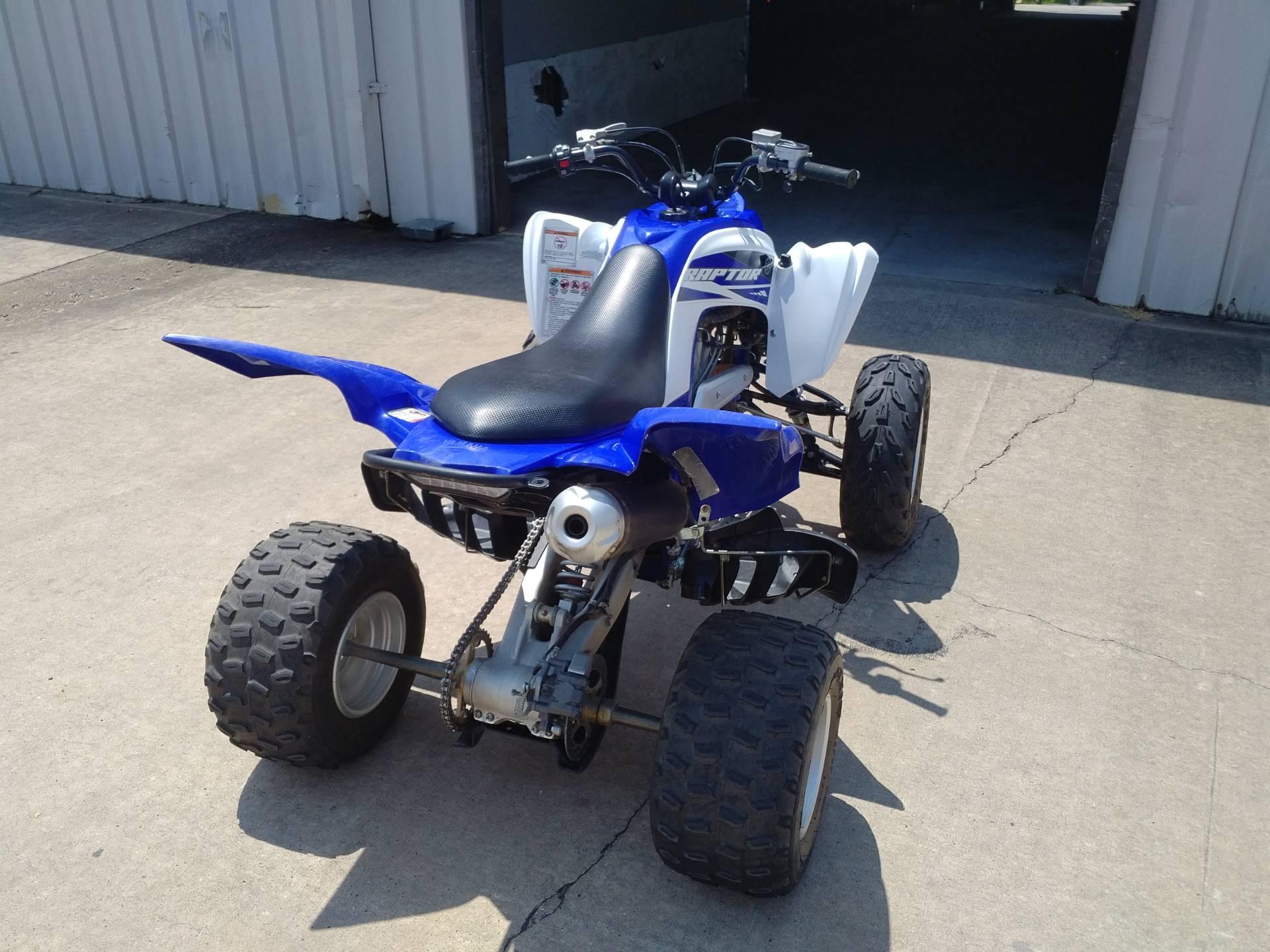 2015 Yamaha Raptor 700 3