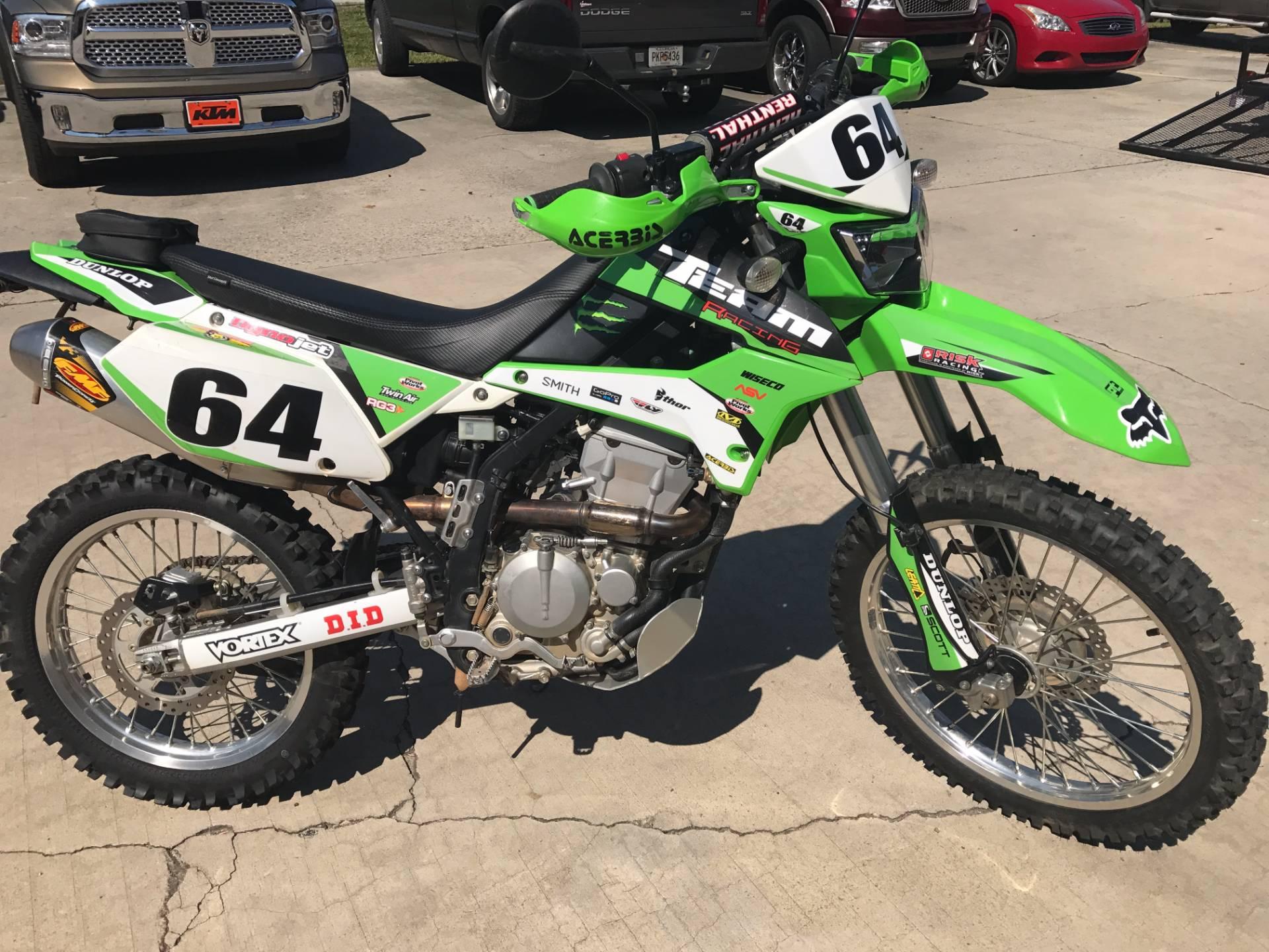 2010 KLX250S