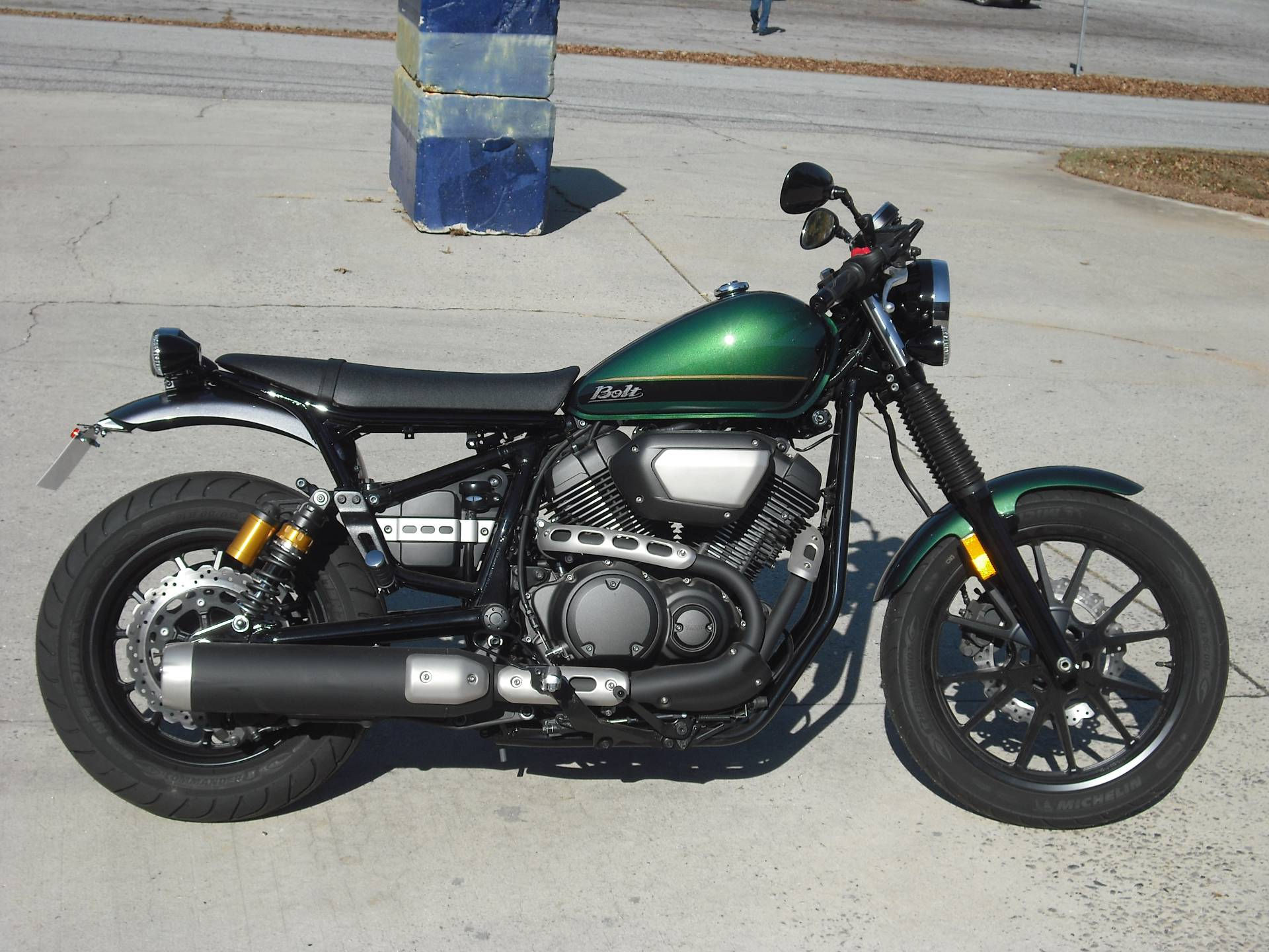 2016 Yamaha YARD BUILT  BOLT SCRAMBLER for sale 1766