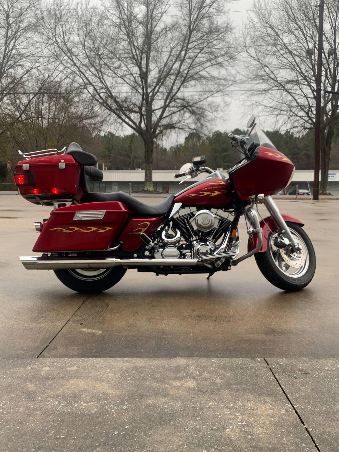 "1999 Harley-Davidson ""SCREAMING EAGLE"" ROADGLIDE 4"