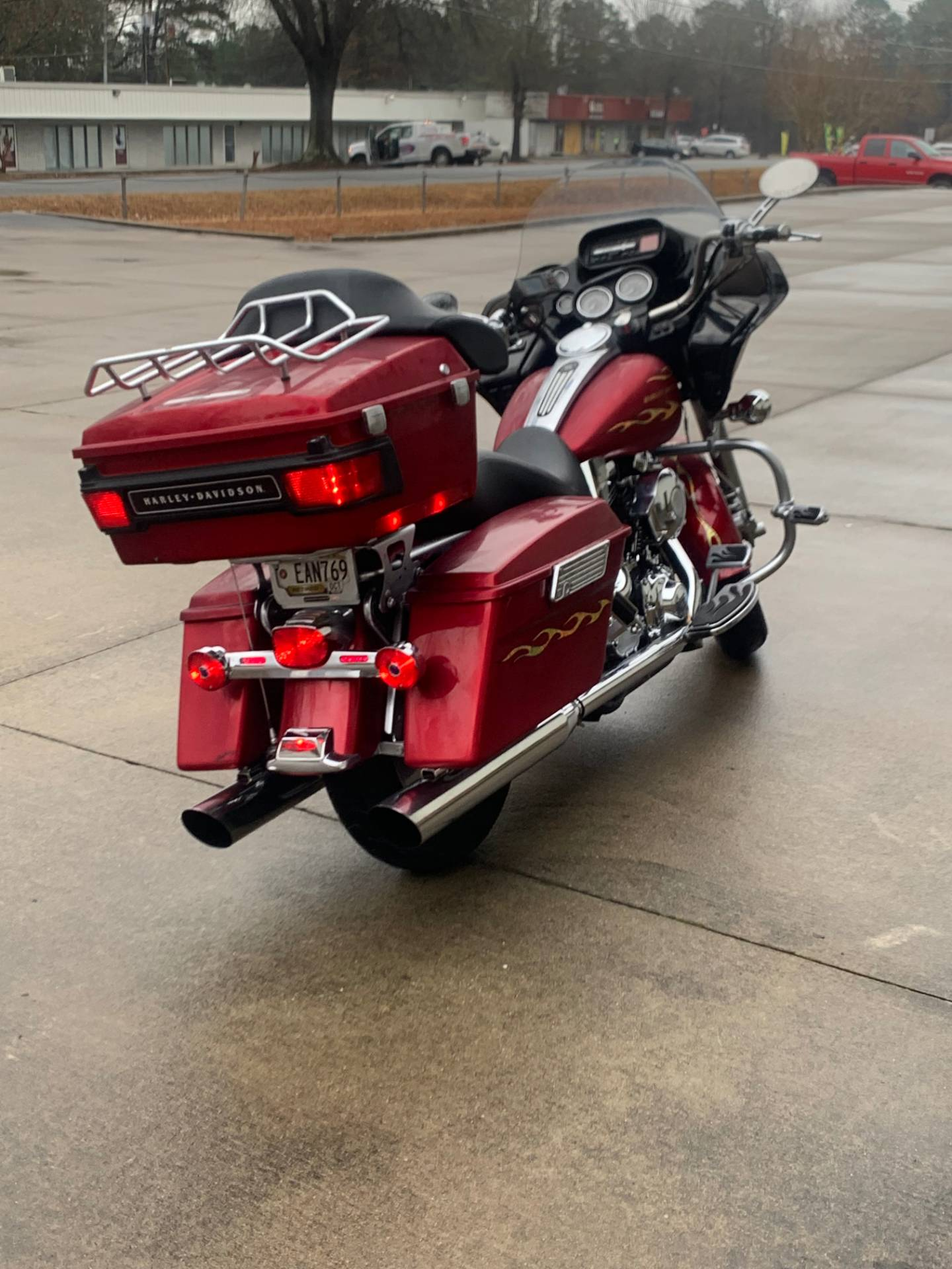 "1999 Harley-Davidson ""SCREAMING EAGLE"" ROADGLIDE 6"