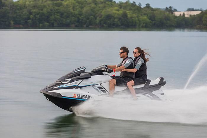 2018 Yamaha FX Cruiser HO 5