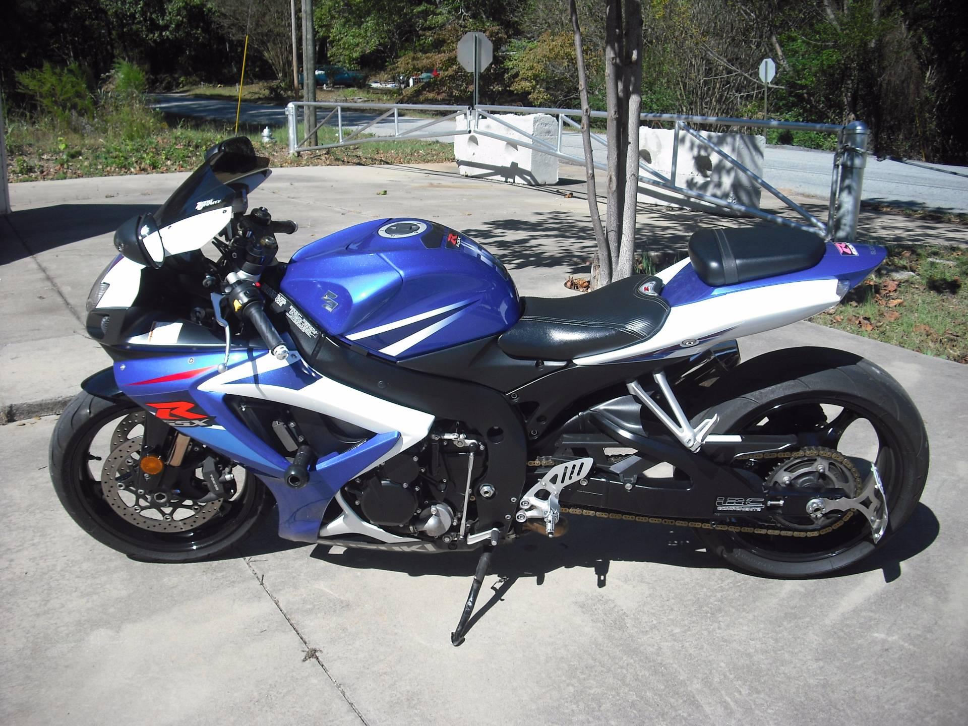 2007 GSXR750