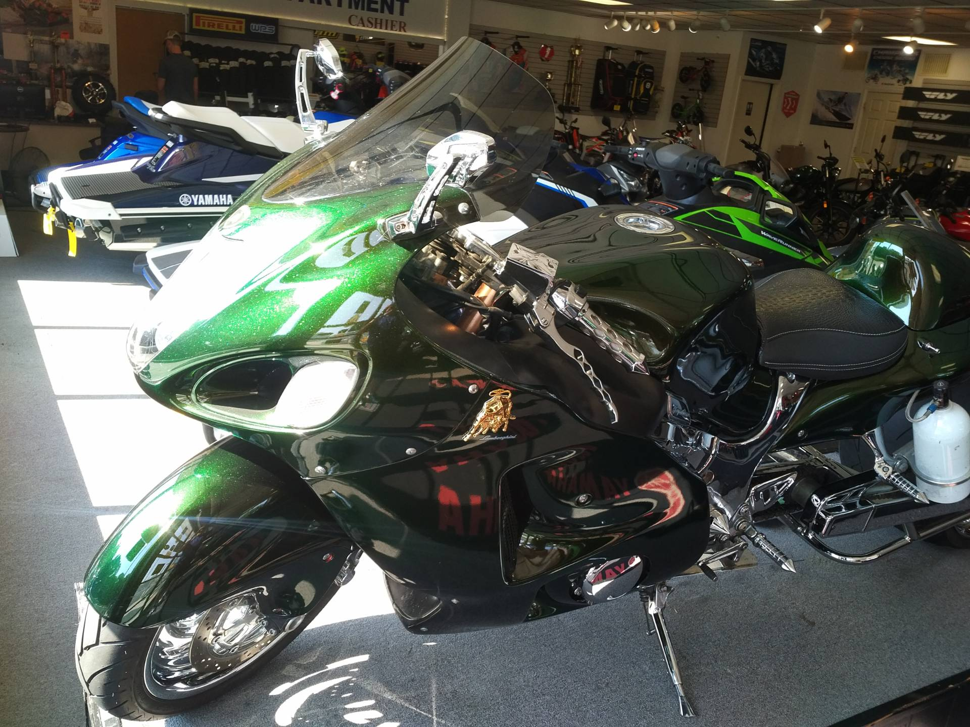 2007 Suzuki Hayabusa 1300 for sale 63096