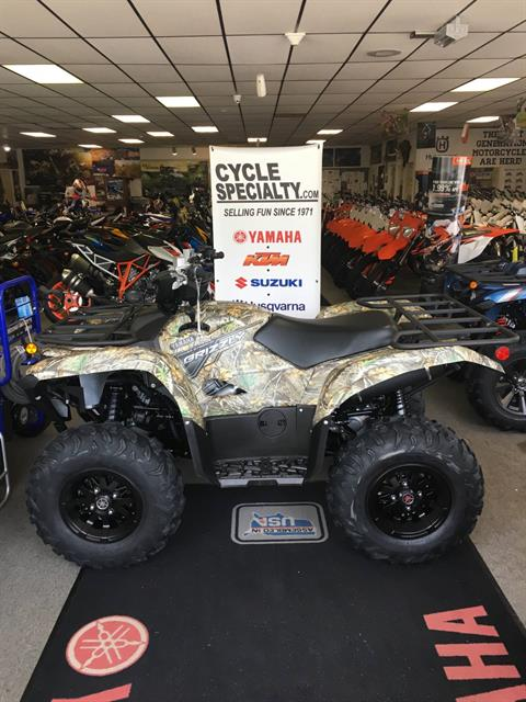 2019 Yamaha GRIZZLY 700 EPS CAMO in Fayetteville, Georgia