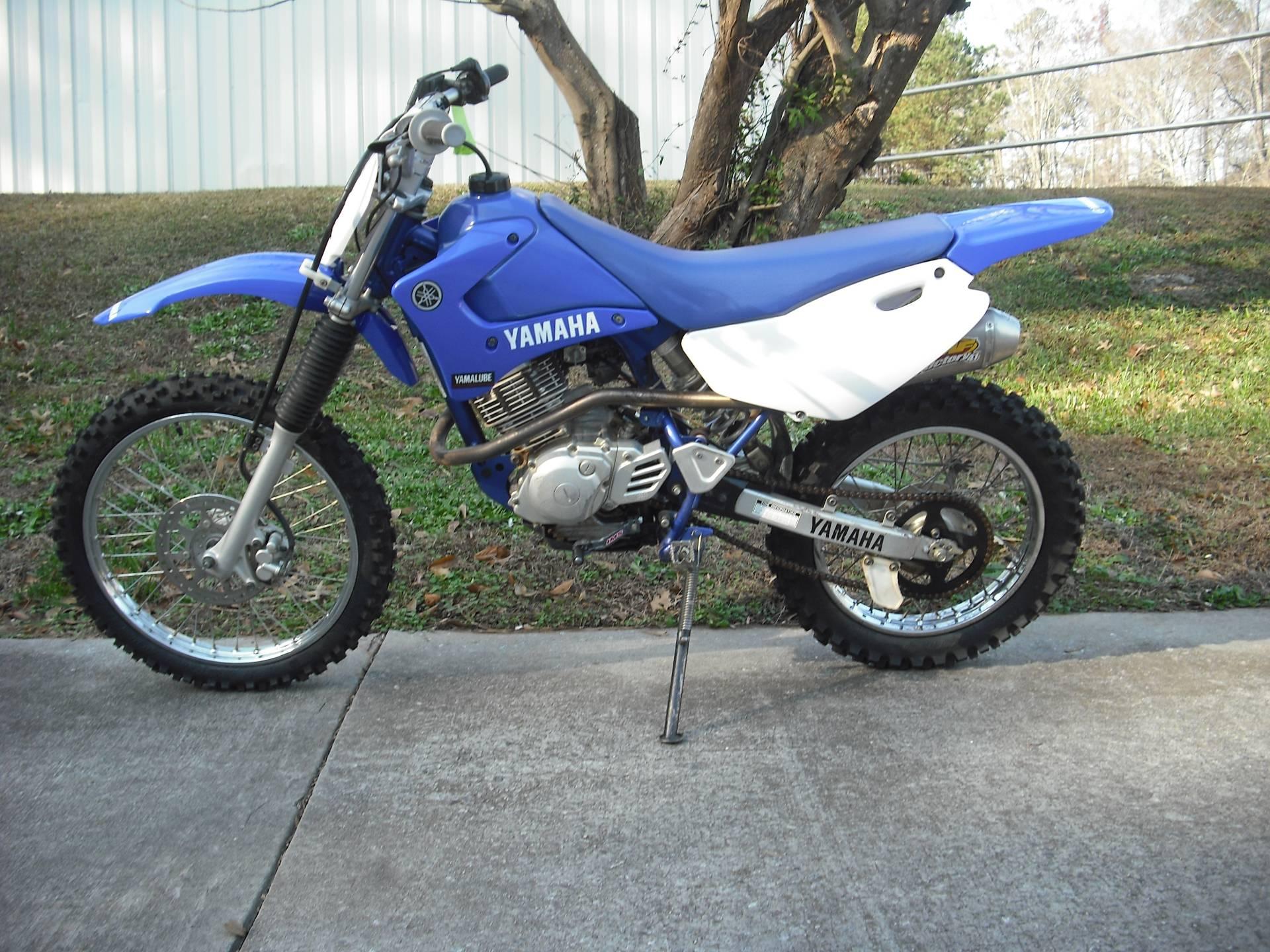 2003 TTR-125