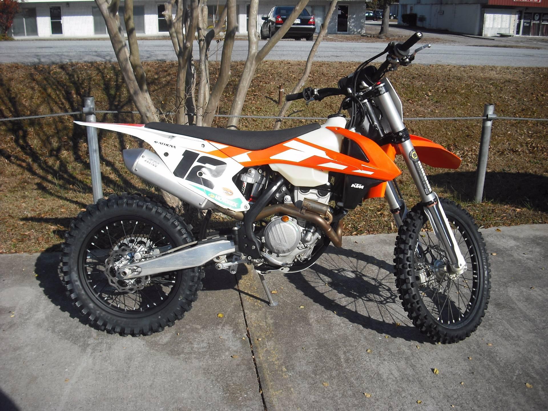 2016 250 XCF