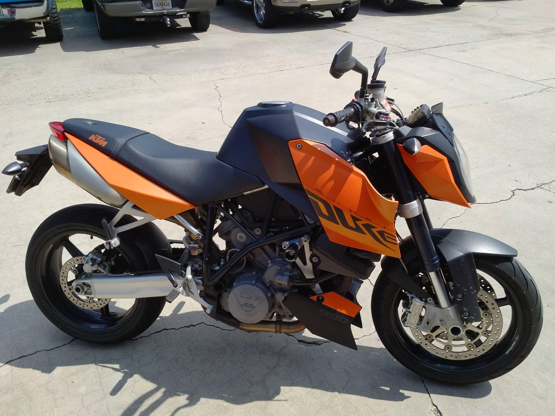2008 990 Super Duke