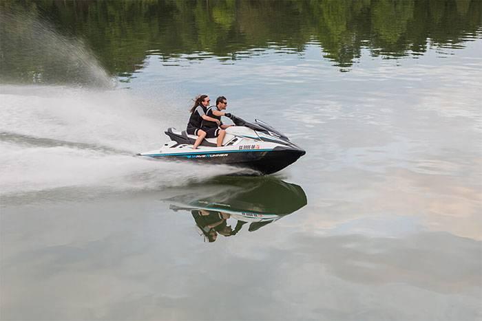 2018 Yamaha FX Cruiser HO 4