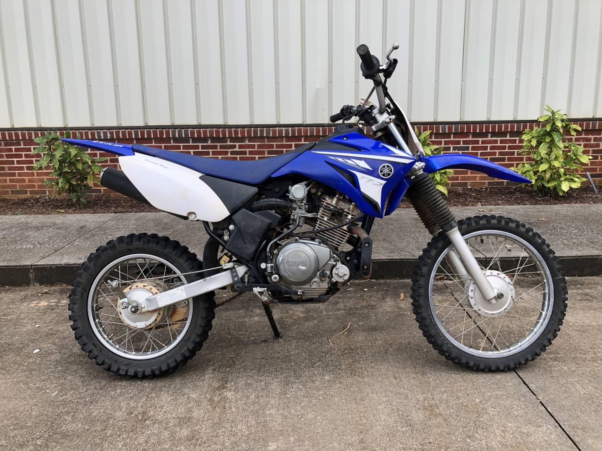 2008 Yamaha TTR125LE 1