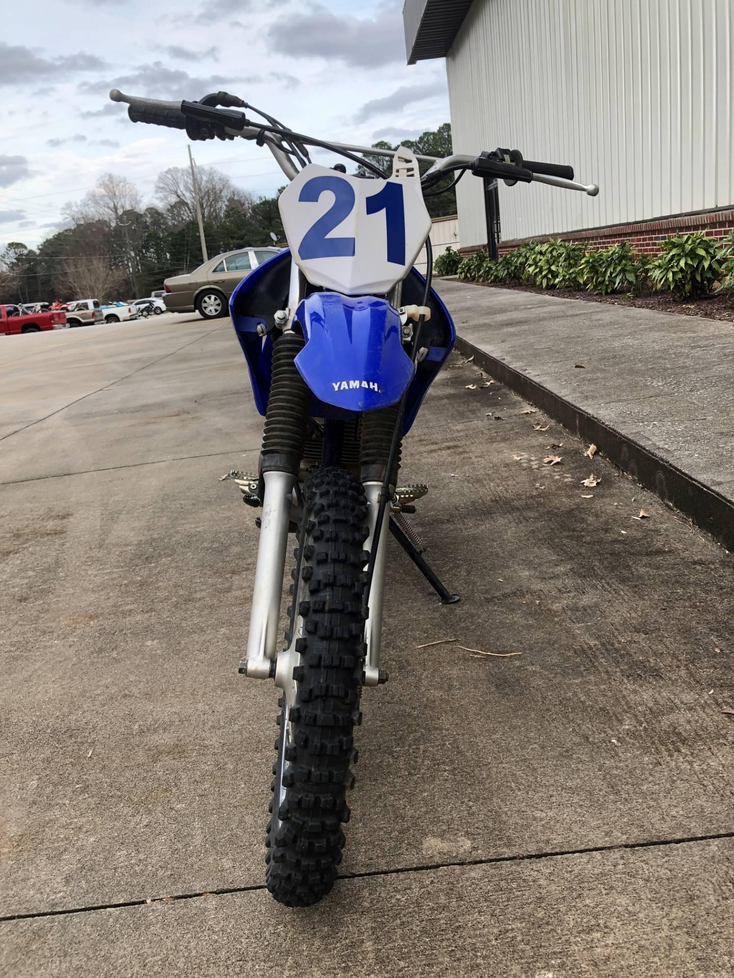 2008 Yamaha TTR125LE 2