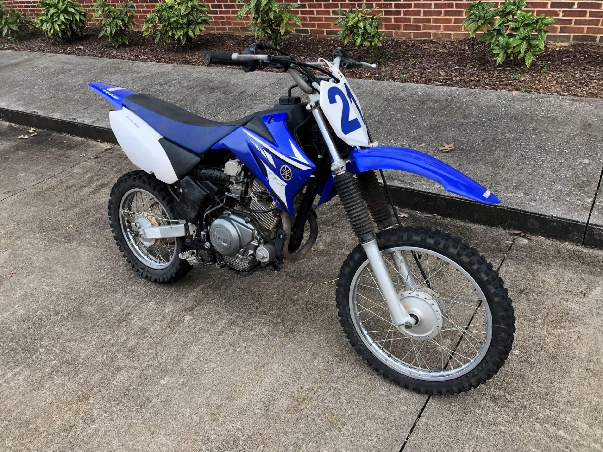 2008 Yamaha TTR125LE 3