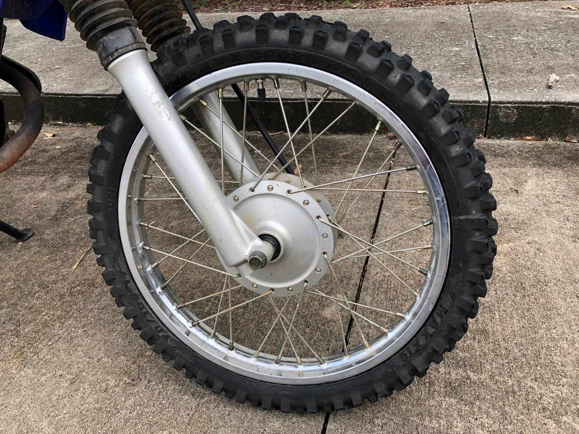 2008 Yamaha TTR125LE 4