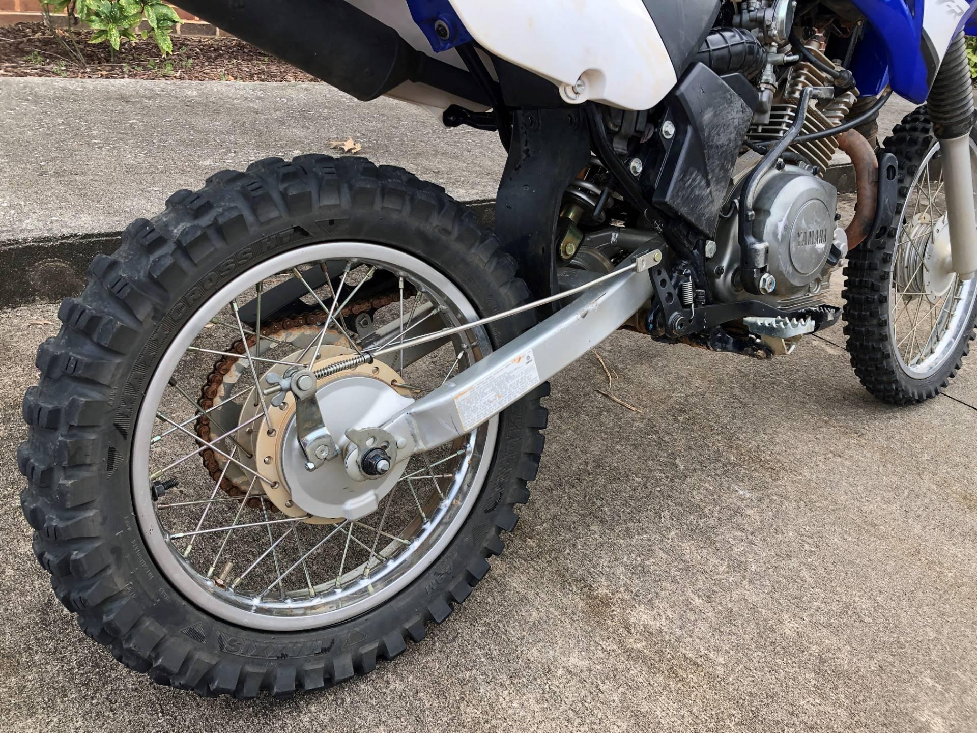 2008 Yamaha TTR125LE 6