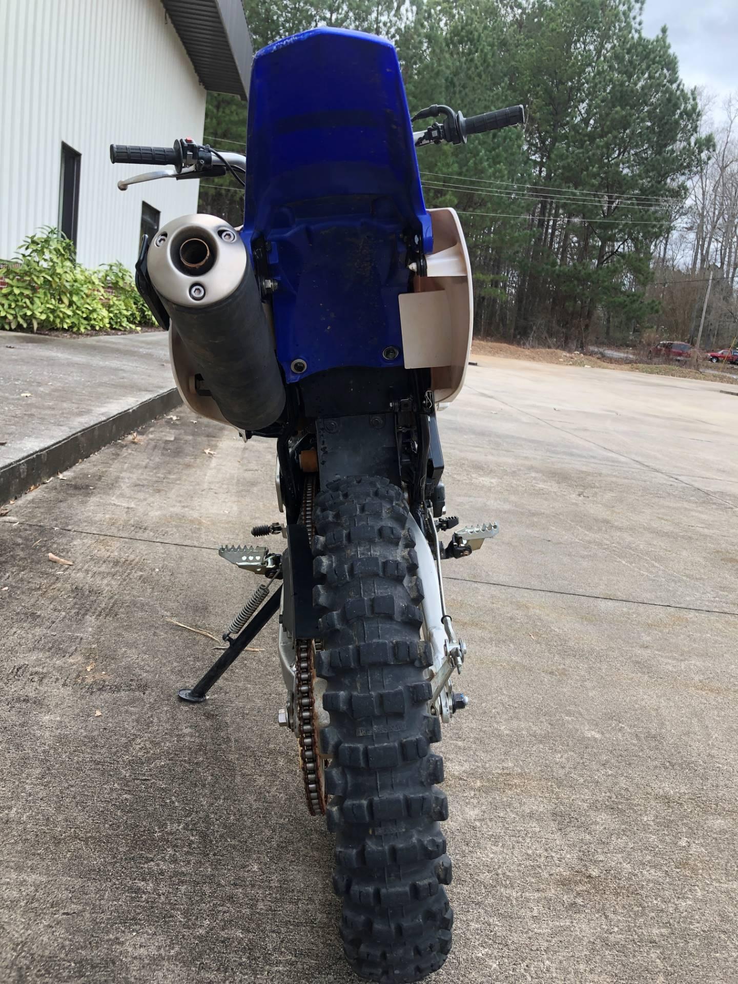 2008 Yamaha TTR125LE 8