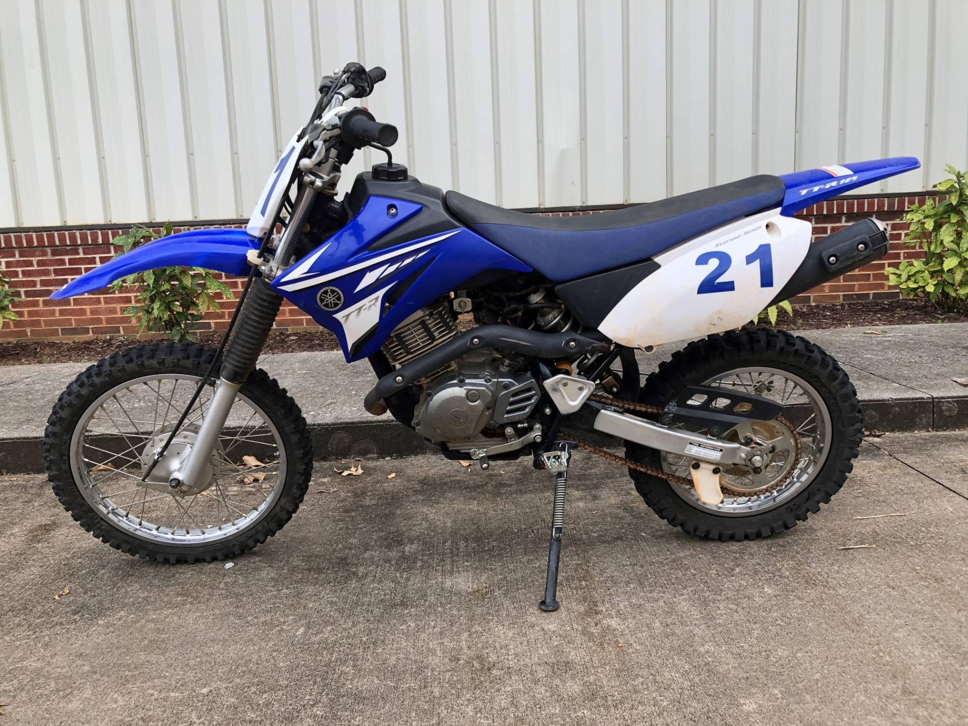 2008 Yamaha TTR125LE 9
