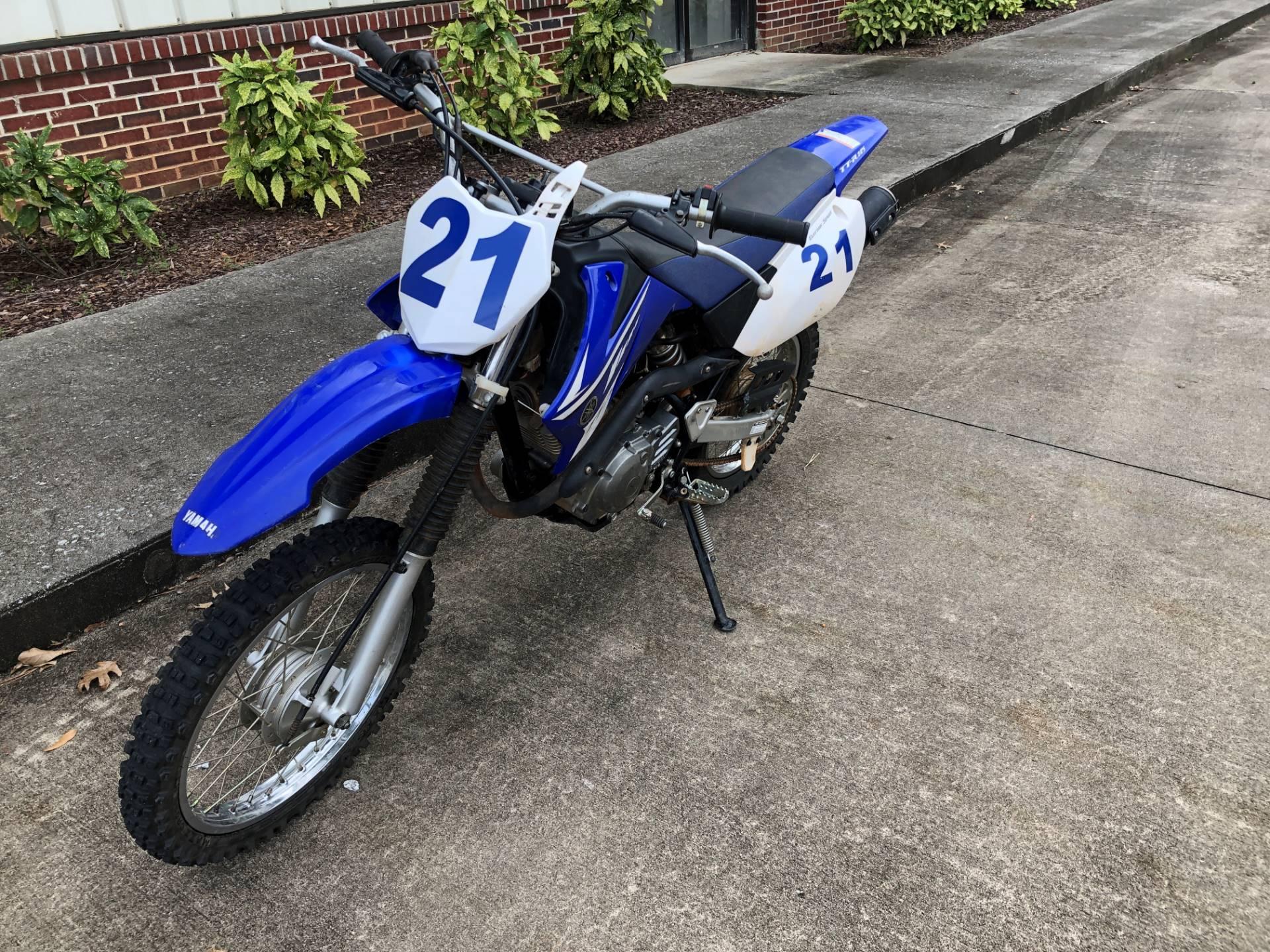 2008 Yamaha TTR125LE 10