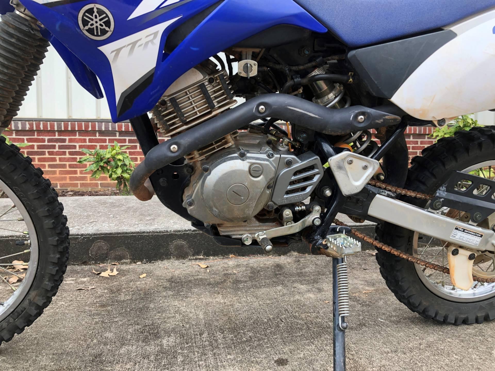 2008 Yamaha TTR125LE 12
