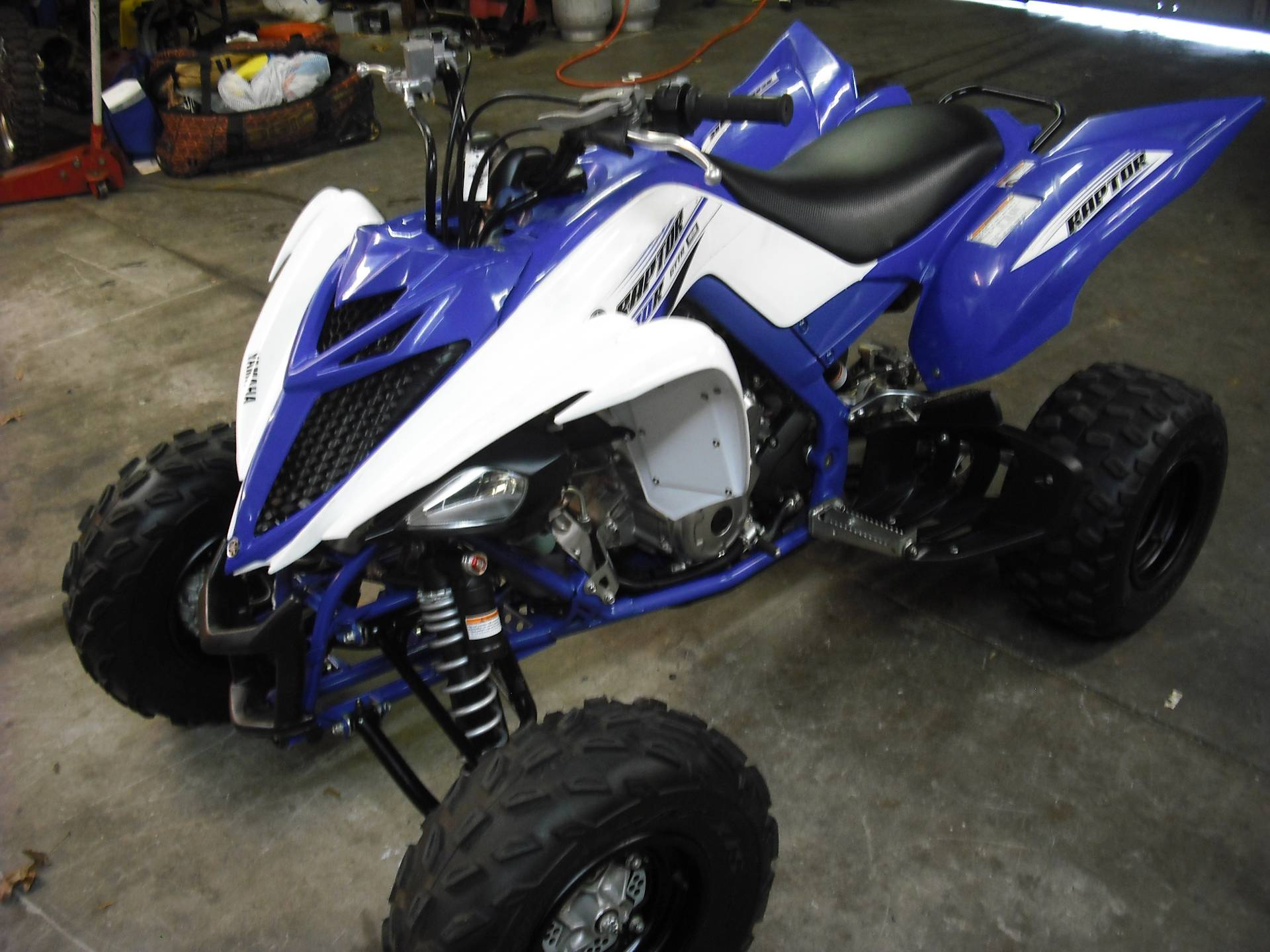 2016 Raptor 700R