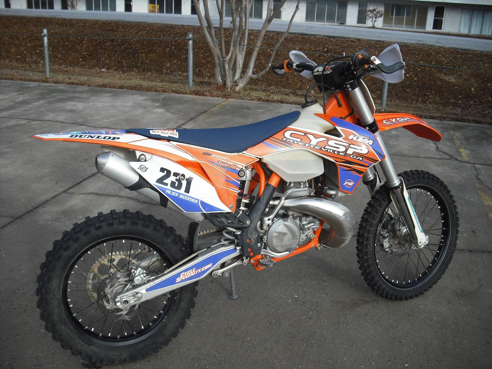2015 250 XC