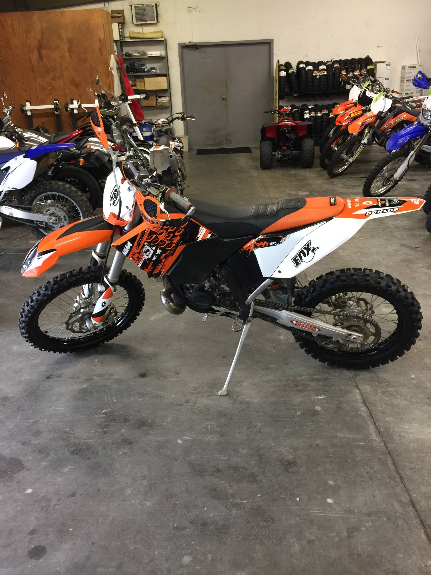 2009 200XC