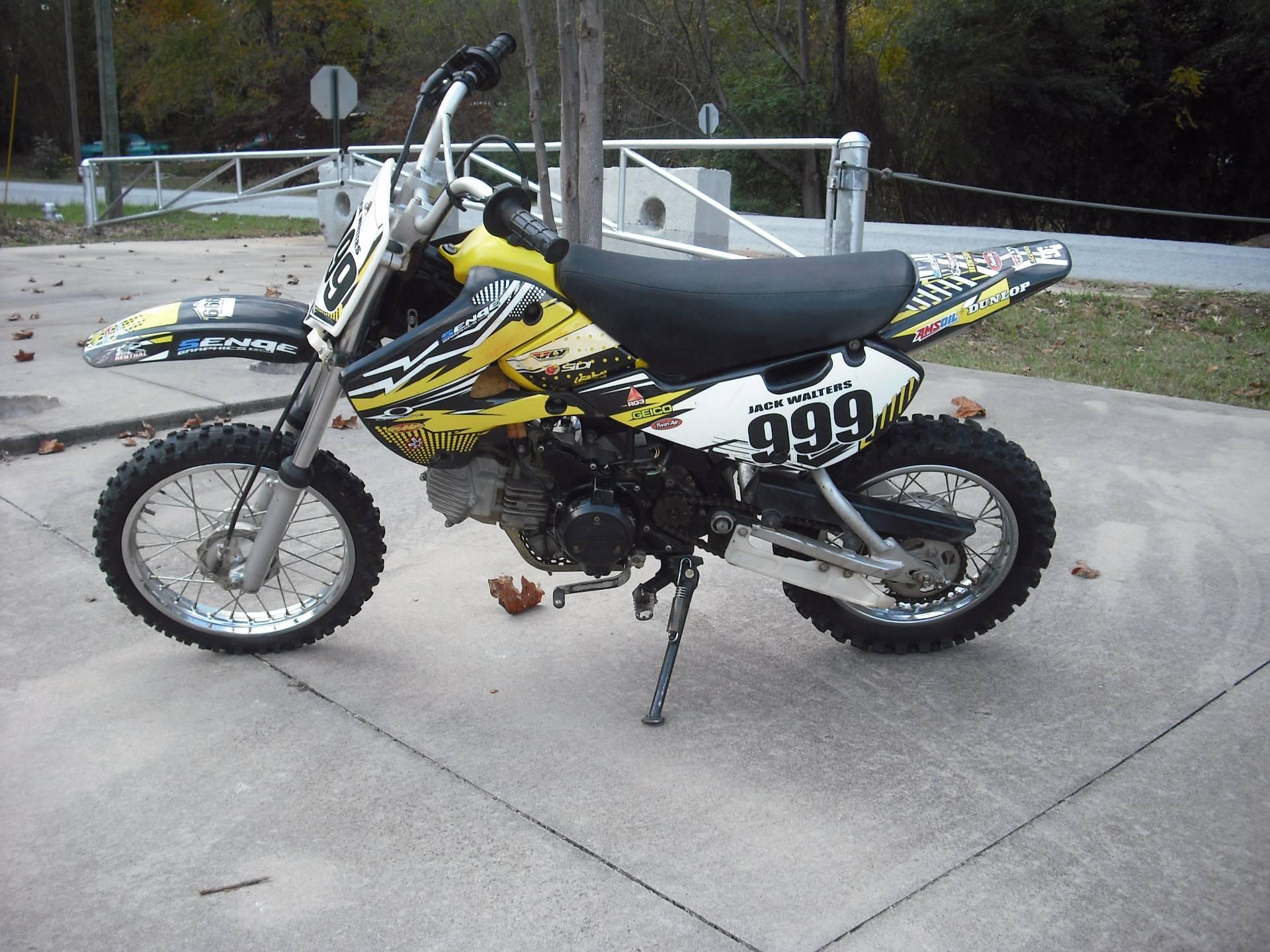 2003 DRZ110
