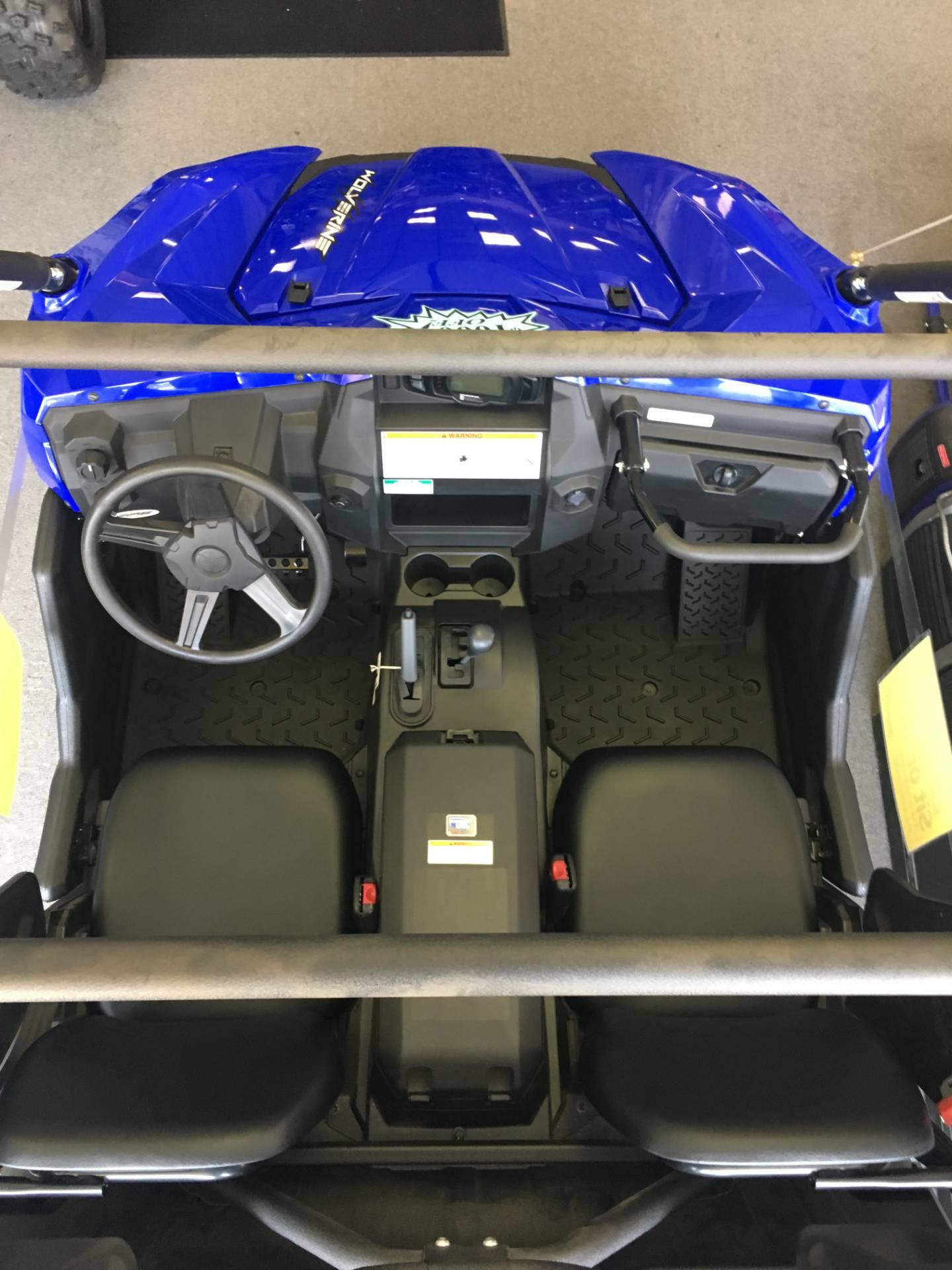 2017 Yamaha WOLVERINE 2